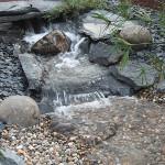 Calculer le débit d'une cascade